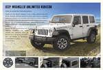 Ofertas de Jeep, Wrangler 2016