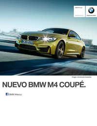 Ficha Técnica BMW M4 Coupé Automático 2017