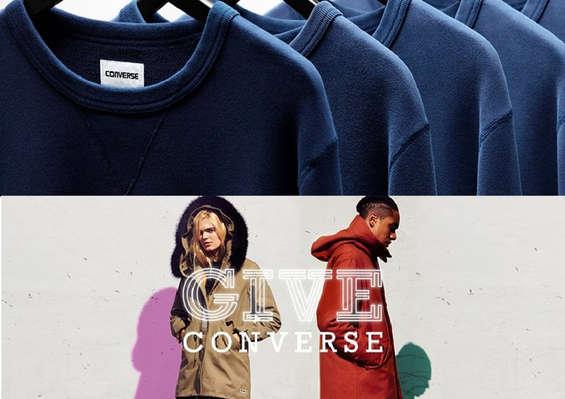 Ofertas de Converse, Give Converse