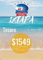 Ofertas de RS Viajes, Viaje A Ixtapa Precio Especial