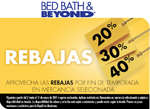 Ofertas de Bed Bath & Beyond, Rebajas