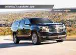 Ofertas de Chevrolet, Suburban 2016