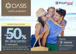 Ofertas de Price Travel, Oasis Hotel & Resorts