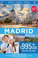 Ofertas de RS Viajes, Madrid