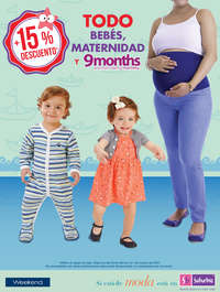 Todo bebés y maternidad