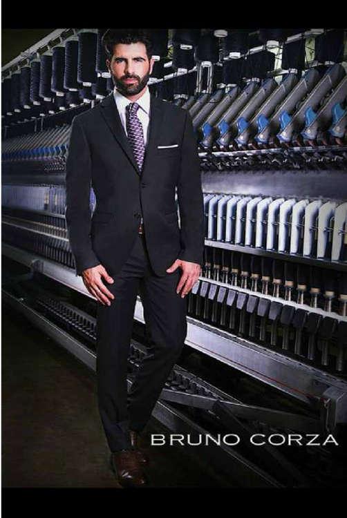 Ofertas de Bruno Corza, Venta especial trajes y sacos