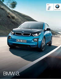 Ficha Técnica BMW i3 (94 Ah) Mobility 2017