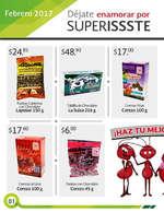 Ofertas de SUPERISSSTE, Ofertas Febrero