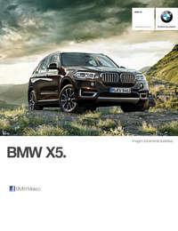 Ficha Técnica BMW X5 xDrive35iA M Sport Automático 2017