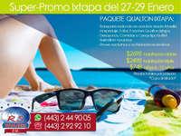 Viaja a Ixtapa