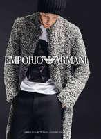 Ofertas de Emporio Armani, Men's Collection Fall/Winter 2016