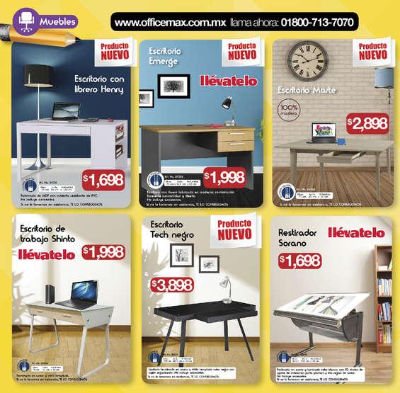 Mesas de oficina cat logos ofertas y tiendas donde for Muebles para oficina walmart