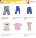 Ofertas de Milano, Bebés e Infantiles