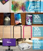 Ofertas de Lumen, Promociones mensuales