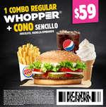 Ofertas de Burger King, Cupones de descuentos