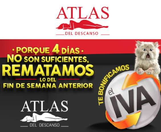 Ofertas de Atlas, Remate