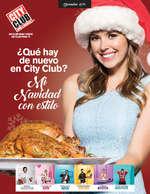 Ofertas de City Club, Mi navidad con estilo