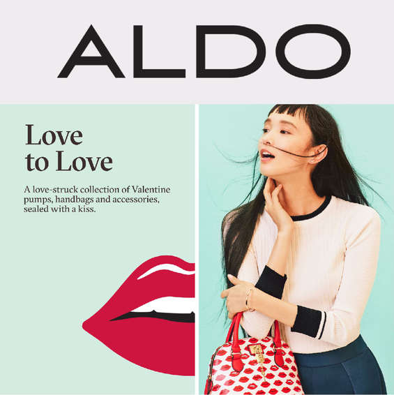 Ofertas de Aldo, Love to love