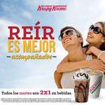 Ofertas de Krispy Kreme, 2x1