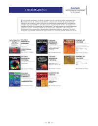 Catálogo Bachillerato