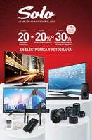 Ofertas de Sanborns, Fotografía y electrónica
