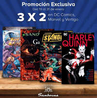 3x2 cómics