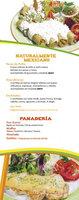 Ofertas de 100% Natural, Menú Fast Food