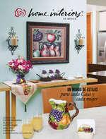 Ofertas de Home Interiors, Catálogo de decoración 2016