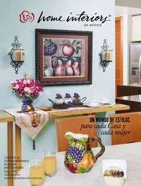 Catálogo de decoración 2016