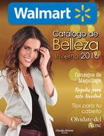 Ofertas de Walmart, Catálogo de belleza invierno 2016