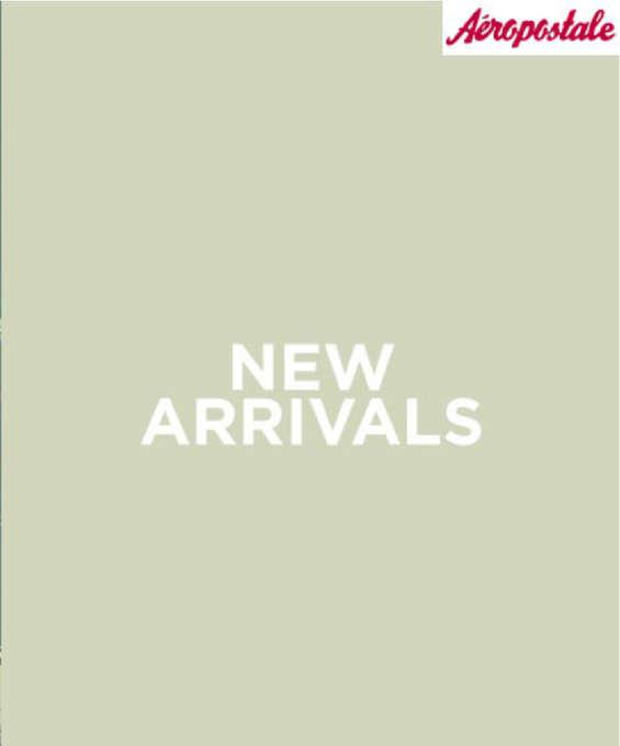 Ofertas de Aeropostale, New Arrivals