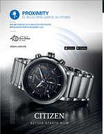 Ofertas de Citizen, Citizen