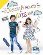 Ofertas de Price Shoes, Niños Primavera