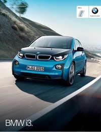 Ficha Técnica BMW i3 (94 Ah) REX Mobility 2017