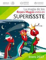 Ofertas de SUPERISSSTE, Enero 2017