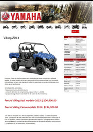 Gama ATV's / ROV