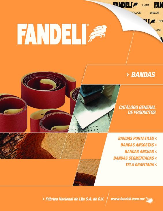 Ofertas de Fandeli, Bandas
