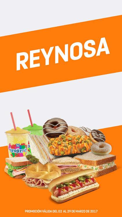 Ofertas de 7-Eleven, REYNOSA
