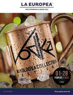 Ofertas de La Europea, Vodka Mixology & Collection Festival