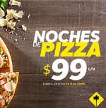 Ofertas de California Pizza Kitchen, Promociones