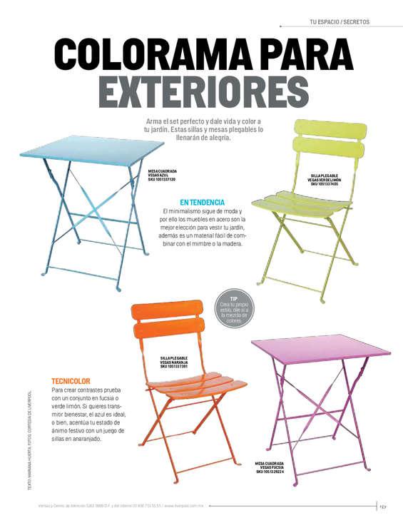Jard n cat logos ofertas y tiendas donde comprar barato for Ofertas mobiliario jardin