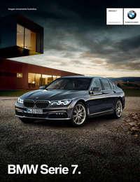 Ficha Técnica BMW 740iA Excellence Automático 2017