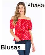 Ofertas de Shasa, Shasa blusas