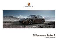 Panamera Turbo S