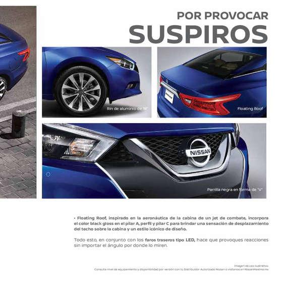 Ofertas de Nissan, Maxima