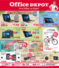 OFFICE DEPOT Si es office, es depot ABRIL
