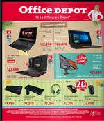 Ofertas de Office Depot, OFFICE DEPOT Si es office, es depot ABRIL