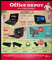 OFFICE DEPOT Si es office, es depot ABRIL