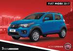 Ofertas de Fiat, Mobi 2017