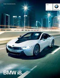 Ficha Técnica BMW i8 Protonic Red Edition Híbrido Automático 2017